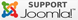 Joomla!のサポート